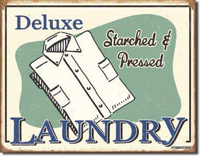 Spruce up your Laundry Room! | The Vintage Home