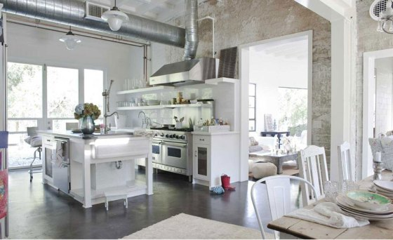 My Kitchen Inspiration… | The Vintage Home
