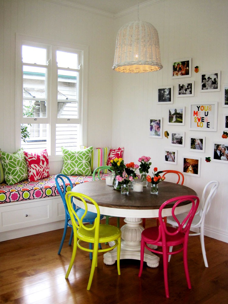 Very Best Multicolor Painted Dining Room Chairs 750 x 1000 · 174 kB · jpeg