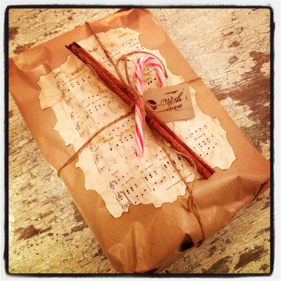 vintagechristmaswrapping